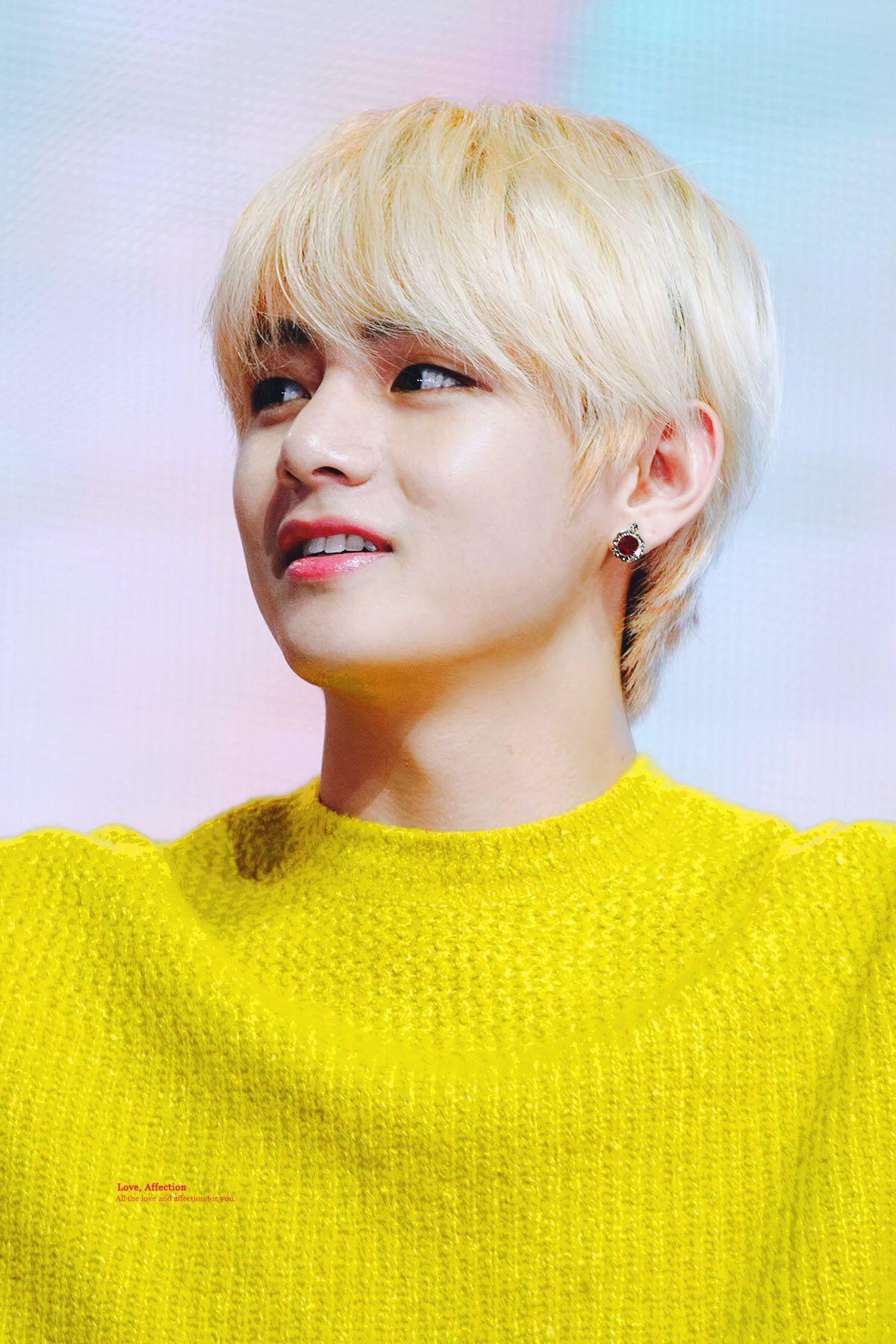 taehyung kim bts yellow namjoon gda korean tae allforbts soft jung hoseok jimin asiaticos garotos awards golden icons edit visit