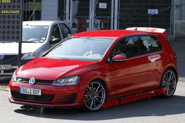 Are You A Volkswagen Gti Club Sport New Golf Gti Volkswagen Volkswagen Gti