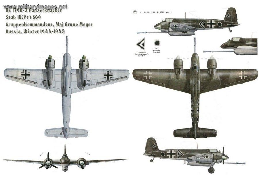 henschel hs 129 douglas - photo #25