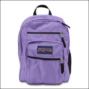 If you are looking for a purple Jansport backpack then you have ...