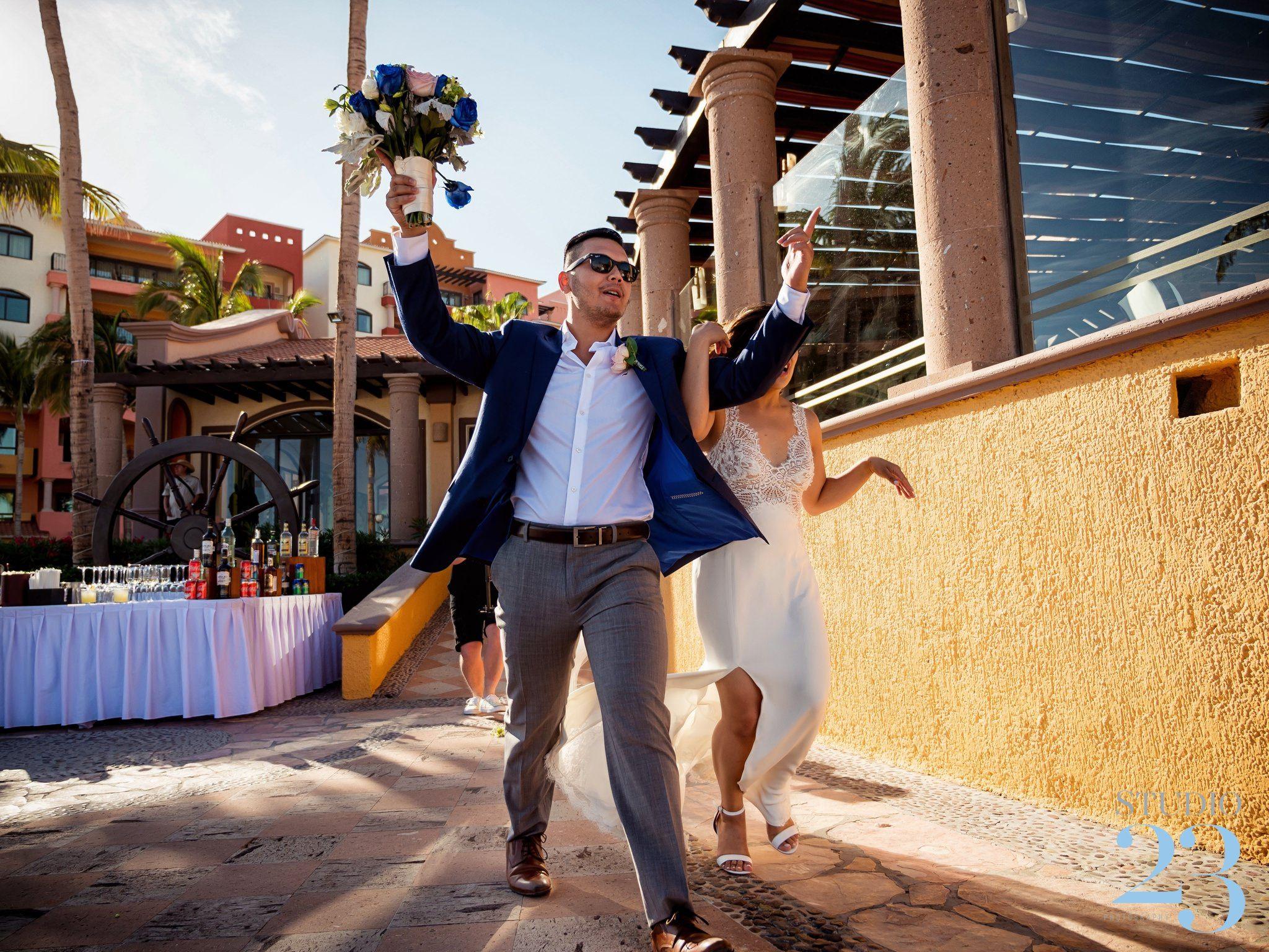 Grand Solmar Destination Wedding Cabo Kirsten & Jolan