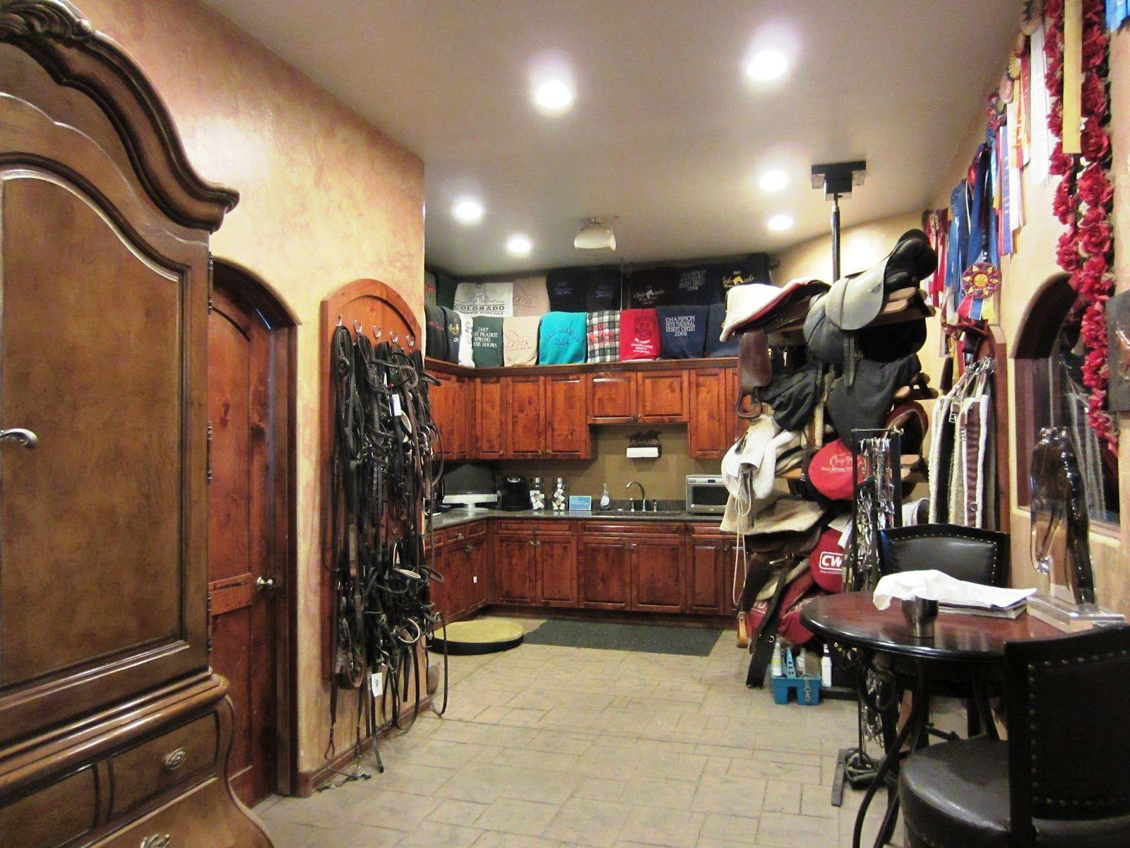 Tack Room Ideas Zadelkamers Paarden