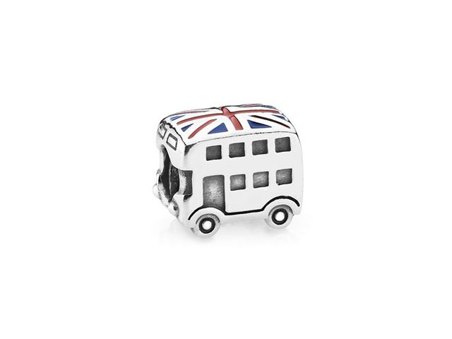 London Bus Pandora Charm | Brown & Co. Jewelers @brownjewelers