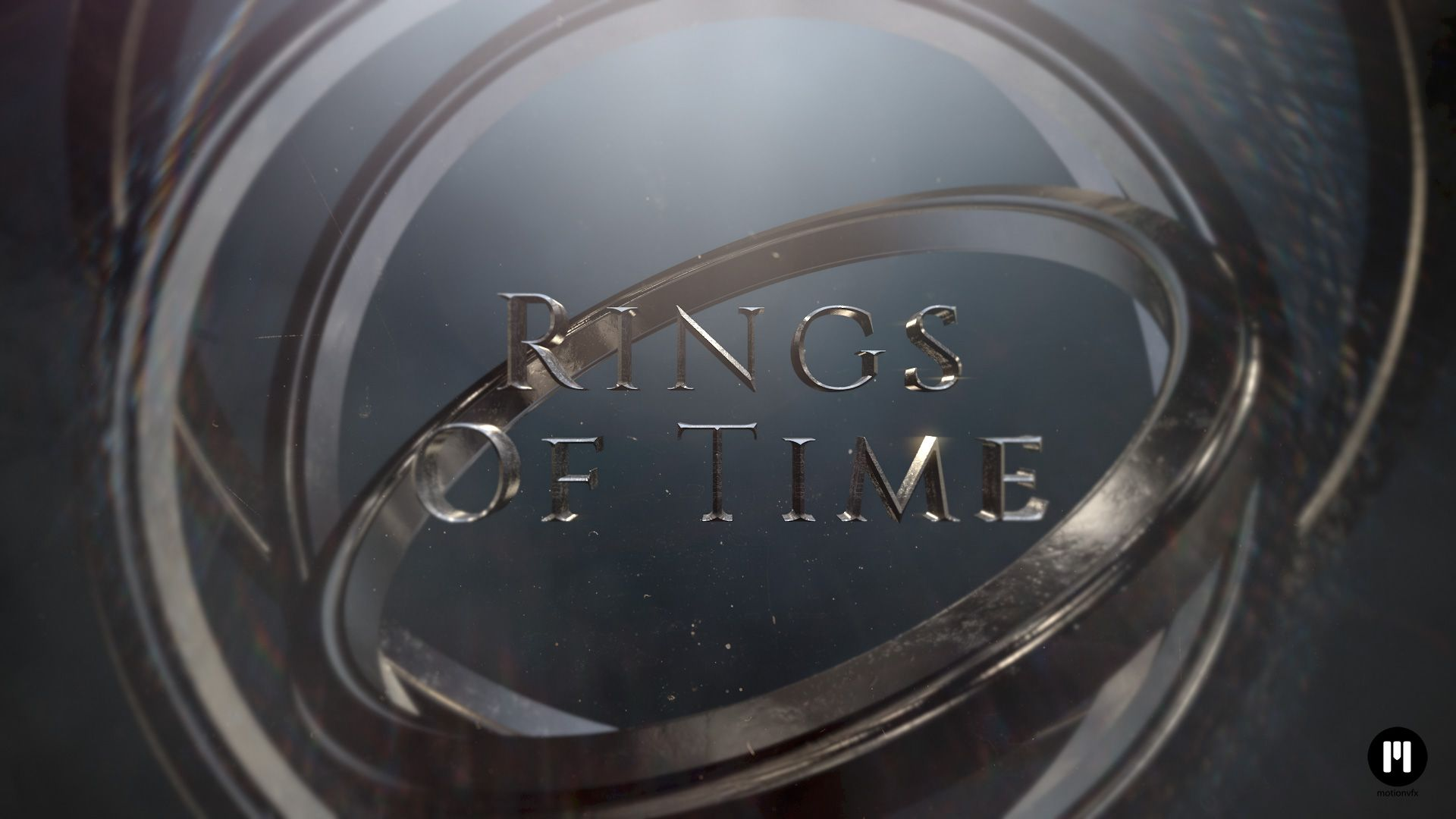 Introducing: Metal Rings Intro Template for #Motion5 & #FCPX www ...