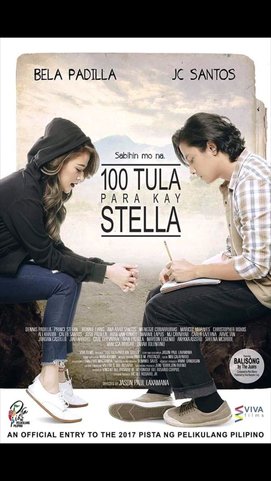 100 Tula para kay Stella a filipino Indie film.. (With