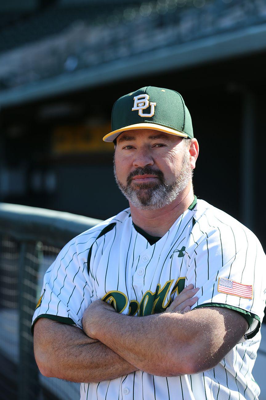 Rodriguez Era Begins For Baylor Baseball Baylor Baseball Baylor Athletics Baylor Basketball