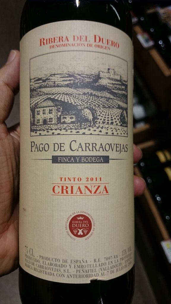 Pago De Carraovejas Un Vino Muy Bueno De La Ribera Del Duero