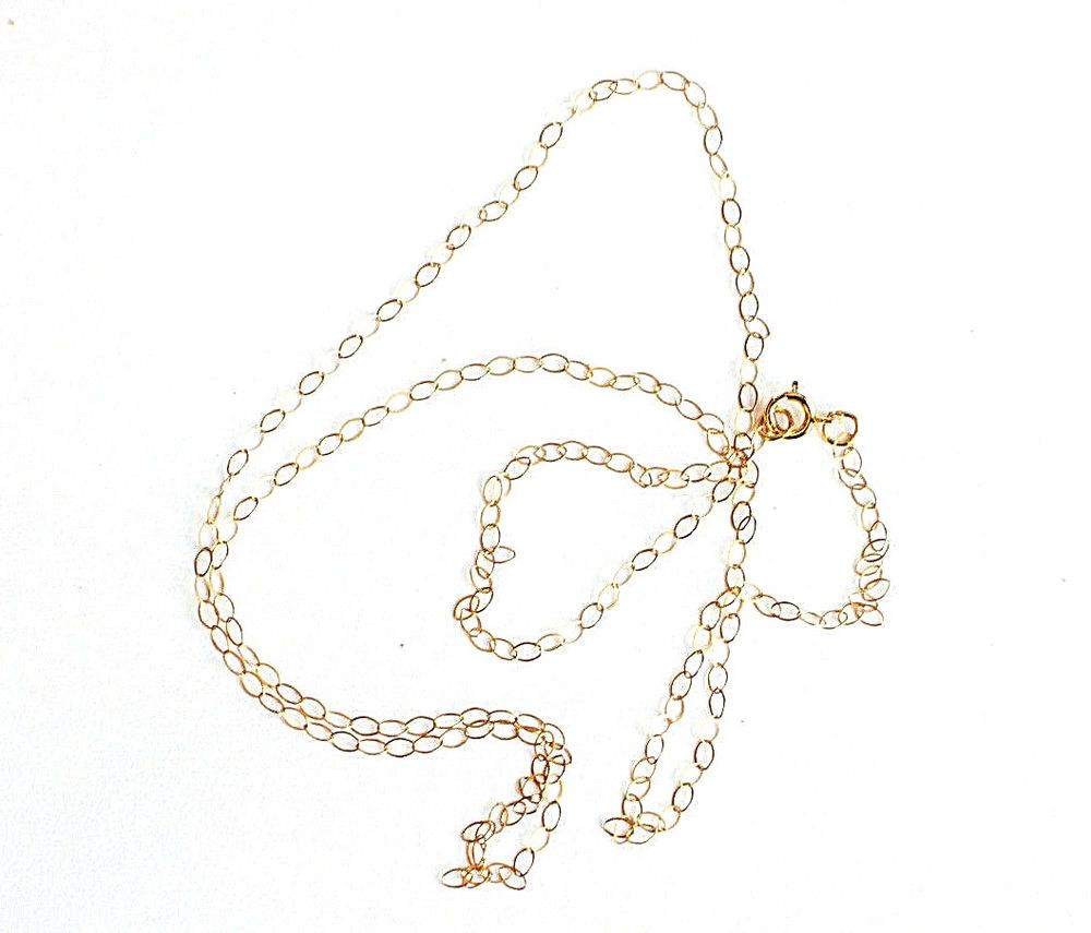 collections lightweight jewelryjudaica chain link rose gold cable chains