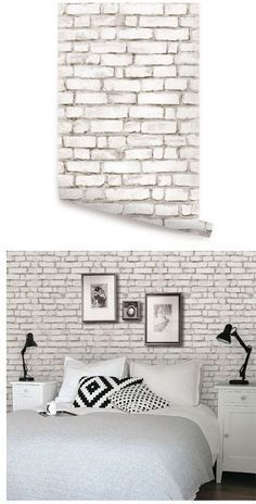 Best Brick White Peel And Stick Wallpaper Wall Sticker Outlet 640 x 480