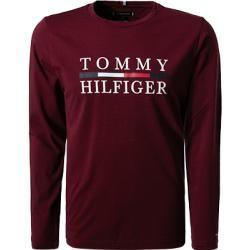 Photo of Camicia da uomo a manica lunga Tommy Hilfiger, cotone organico, Tommy Hilfiger rosso