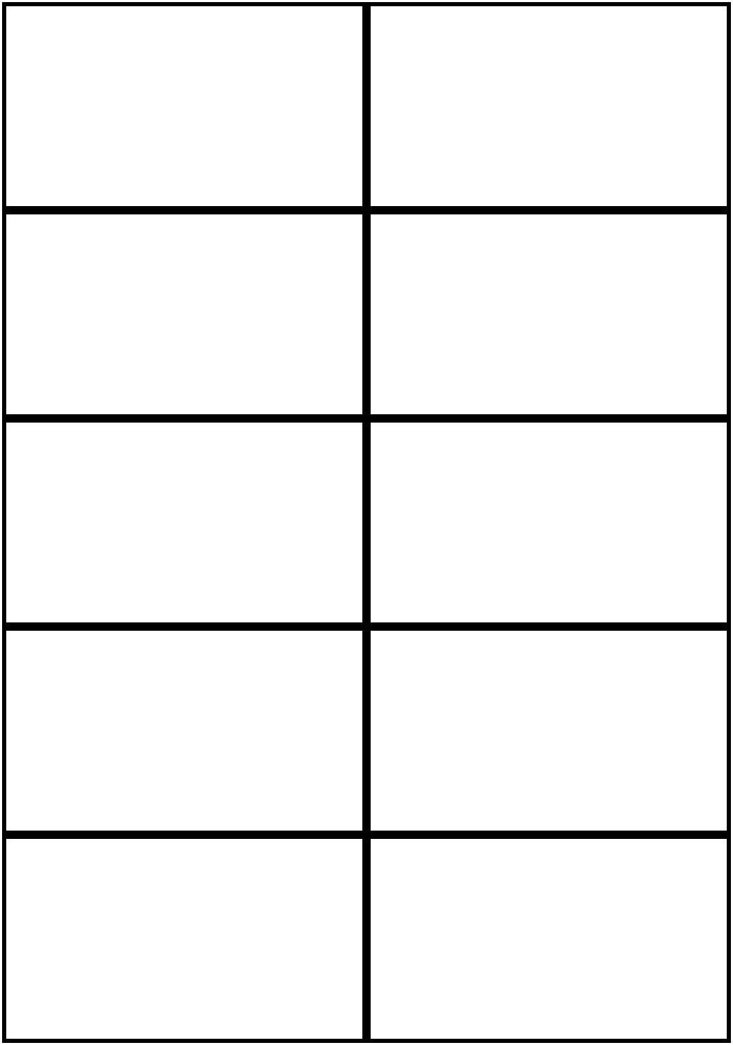 Image Result For Flashcards Template Word