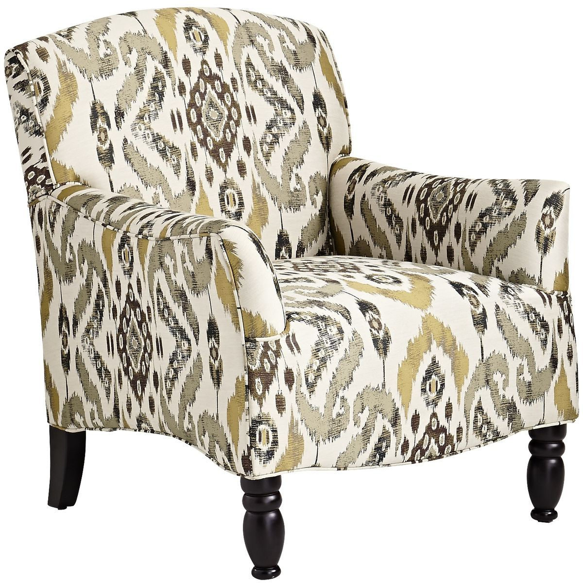 Frankie casa armchair mineral pier 1 imports