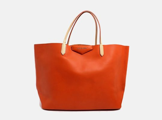 #Givenchy Leather Tote Bag