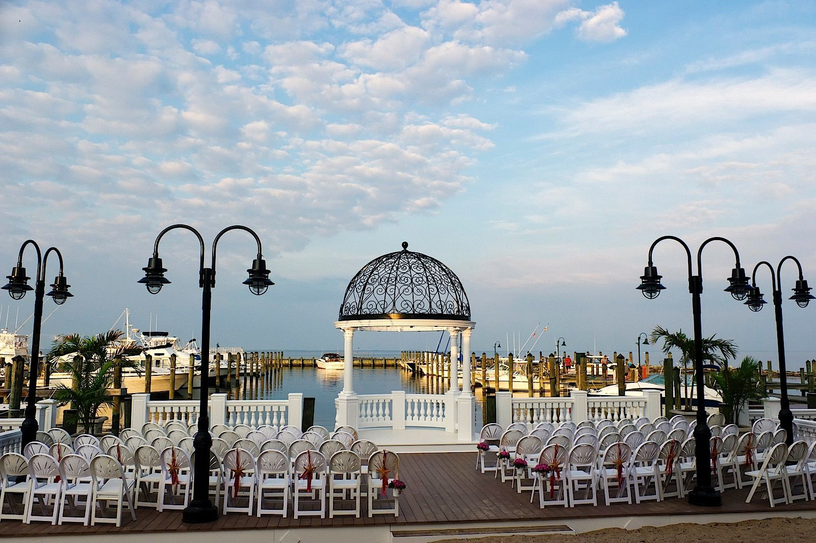 Chesapeake Bay Wedding Venues