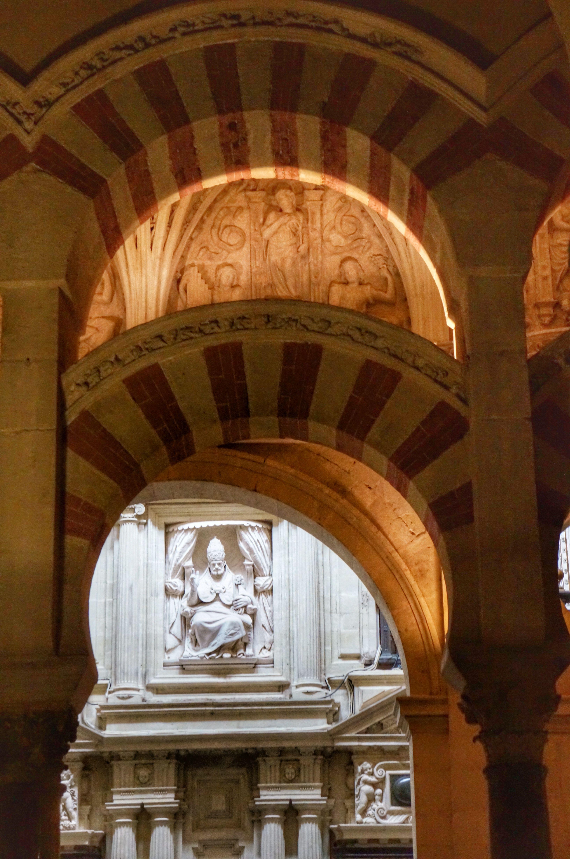 La Mezquita -Cordoba, Spain (photo by A.Karońska) www.mymalaga.pl