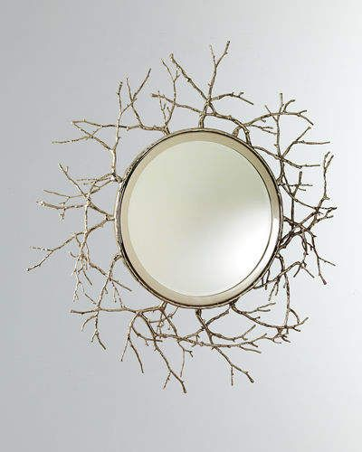 88f8e6d3a6 Twig Mirror in 2019 | Products | Mirror, Home decor mirrors, Floor ...