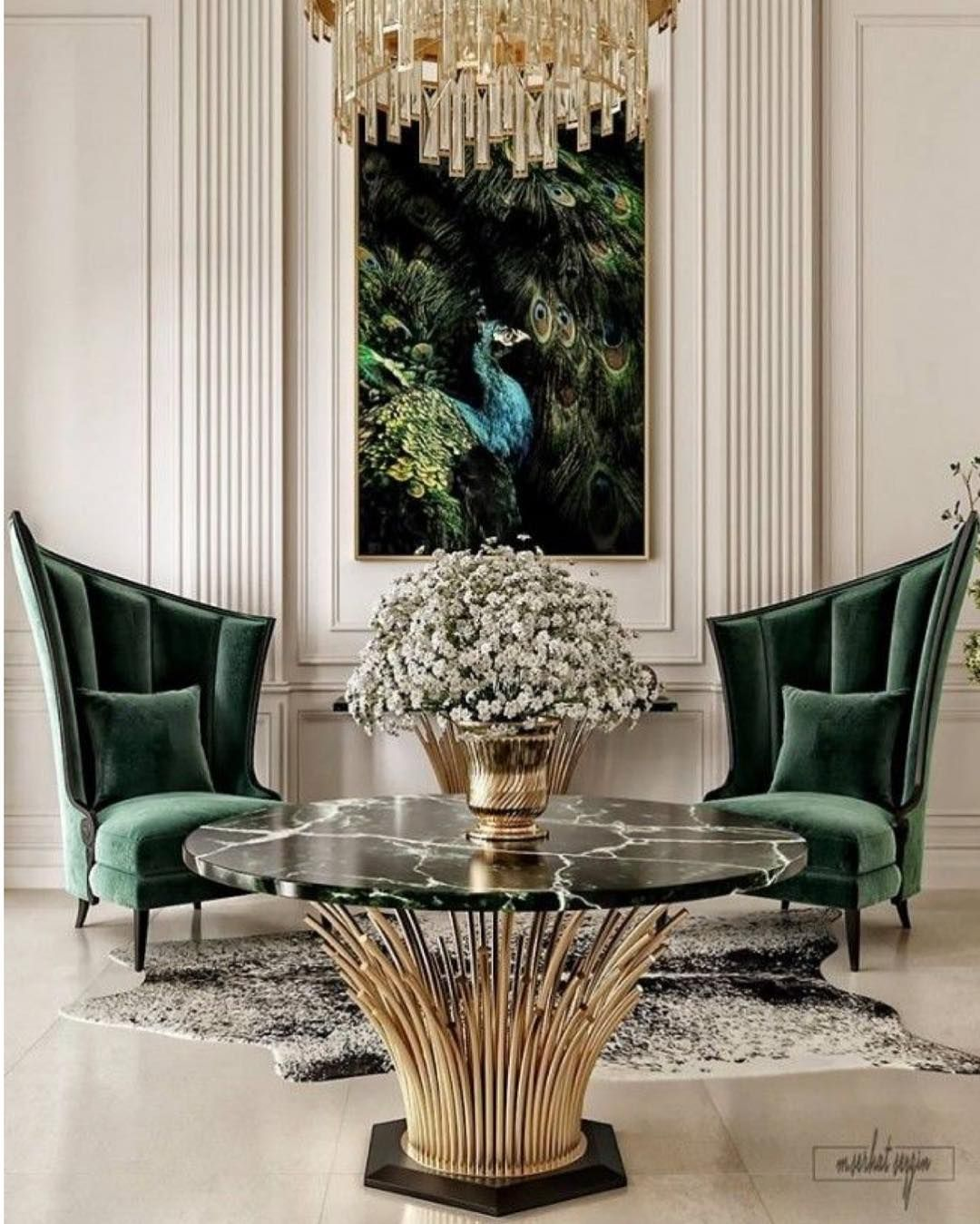 Pin By Nonkie Ntlaba On Home Decor Luxury Living Room House Interior Classic Interior Design