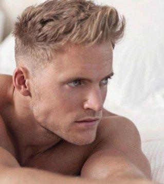 Frisuren Manner Kurz Blond Frisurentrends Mens Hairstyles Short Hair Hairstyle Men Long Hair Styles Men