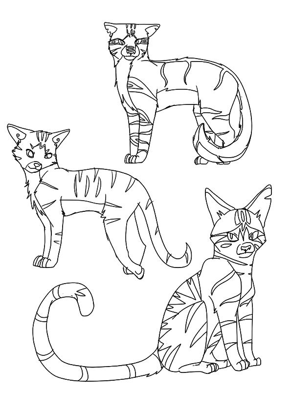 25 Best Warrior Cats Coloring Pages For Your Naughty Kid Warrior Cats Clans Warrior Cat Cat Coloring Page