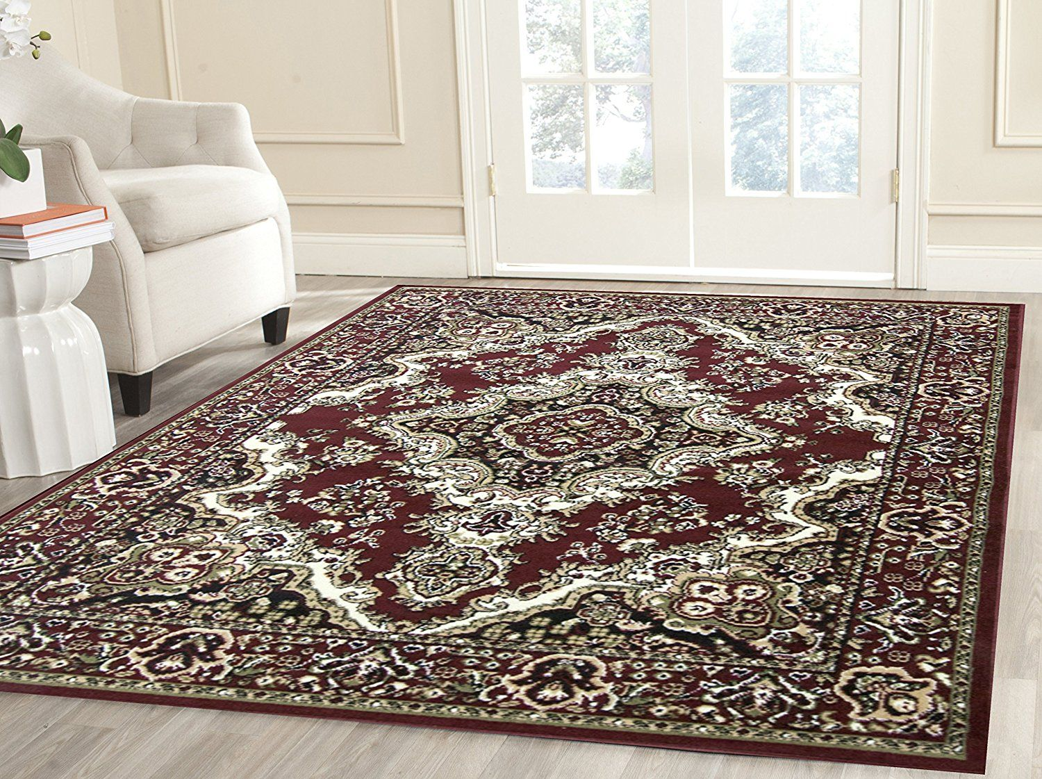 Amazon Com 108 Area Rugs 8x10 Clearance Rugs For Living Room And