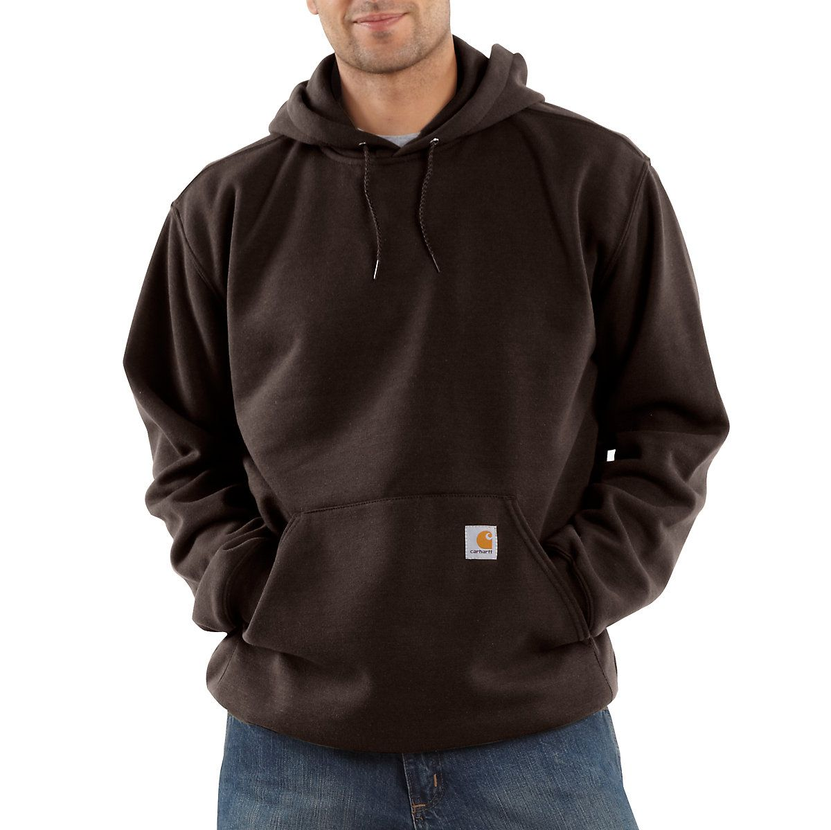 Hooded Pullover Midweight Sweatshirt Carhartt