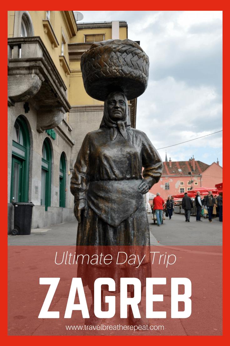 One Day In Zagreb Croatia Croatia Travel Zagreb Croatia