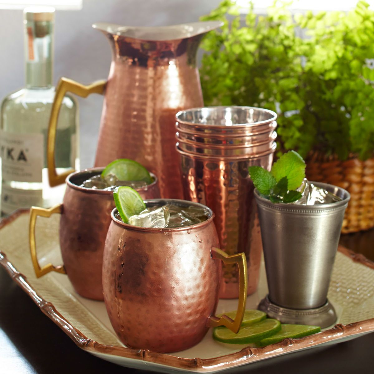 Hammered Tumblers Always Summer S Here Pinterest