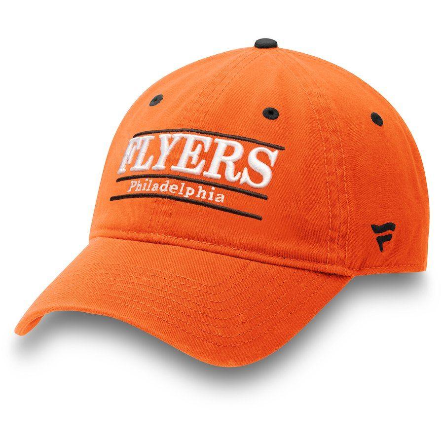 premium selection 256b9 93022 Men s Philadelphia Flyers Fanatics Branded Orange Primary Bar Adjustable Hat,  Your Price   21.99