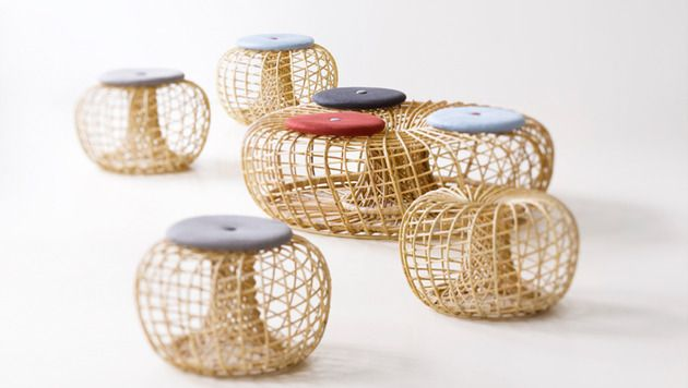 Sustainable Rattan Indoor Furniture By Cane Line