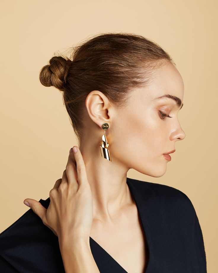 Photo of Futura Jewelry  – Lampshade Earrings