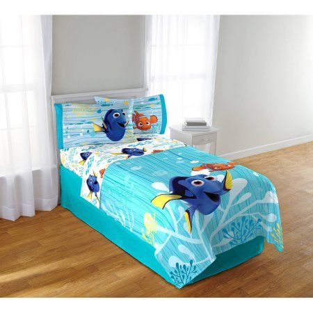 Finding Dory Sheet Set, Multicolor