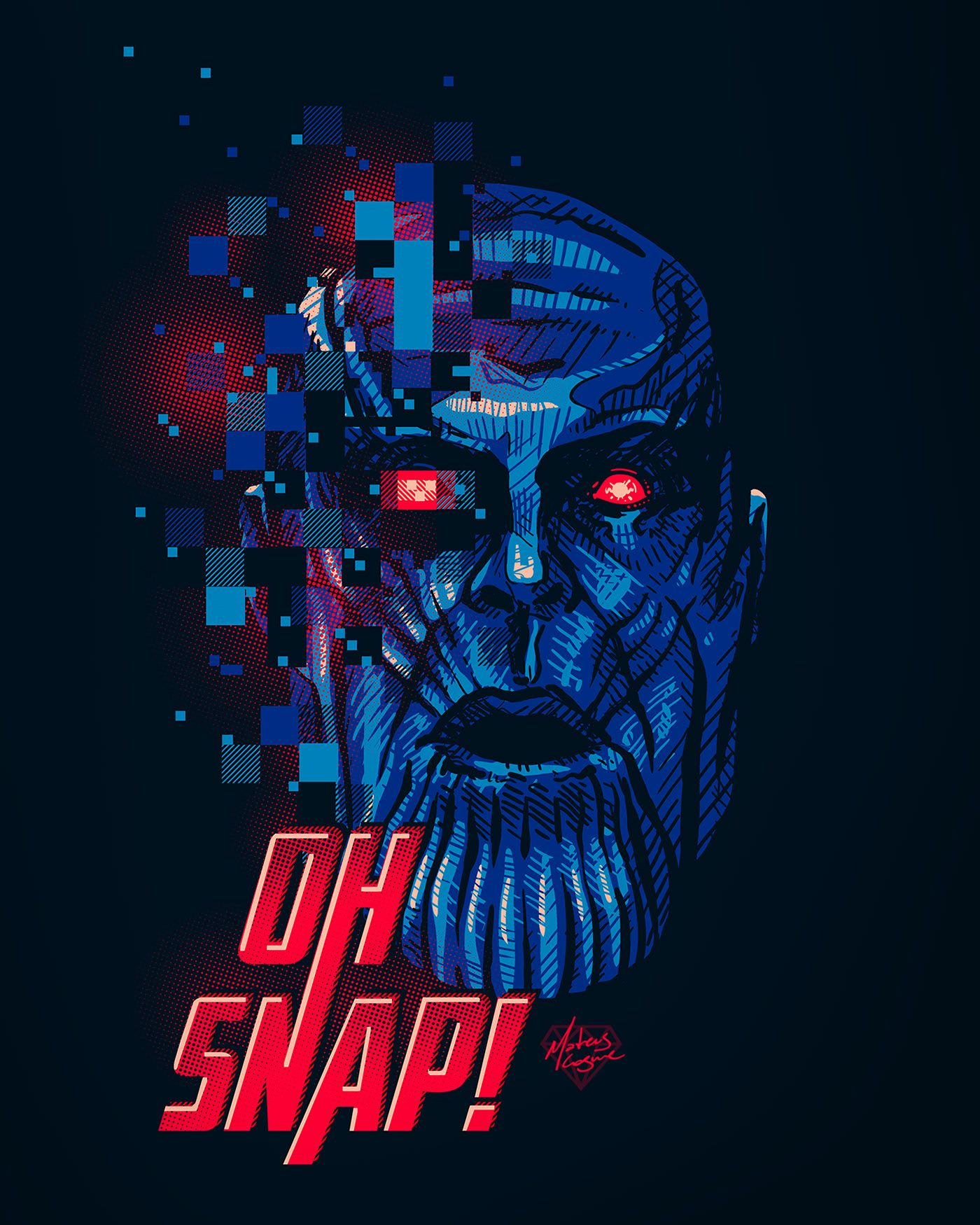 Oh Snap! on Behance Iphone wallpaper, Wallpaper, Iphone