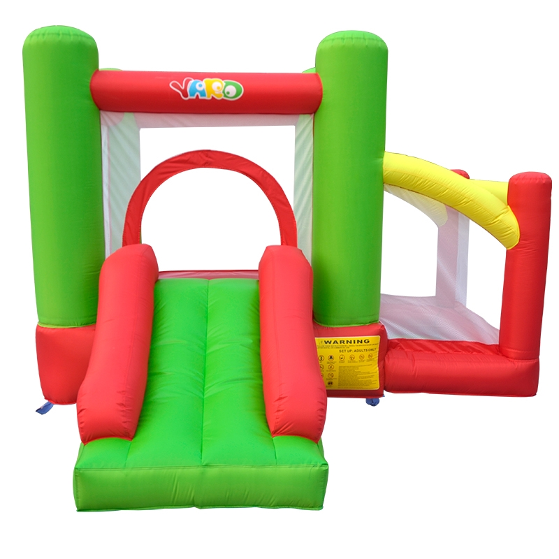 760.00$  Buy here - http://alipac.worldwells.pw/go.php?t=32717915603 - YARD DHL Free Shipping Inflatable Mini Bouncer Funny Bouncy Room with Powerful Blower for Home Use for Kids 760.00$