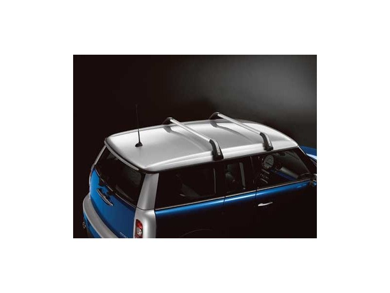 Roof Rack Base Carrier R55 Cooper S Clubman W O Roof Rails Mini Clubman Roof Rack Mini Cooper Accessories