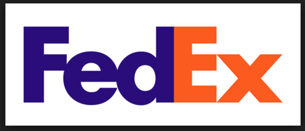 This is easy to understand because FedEx is
