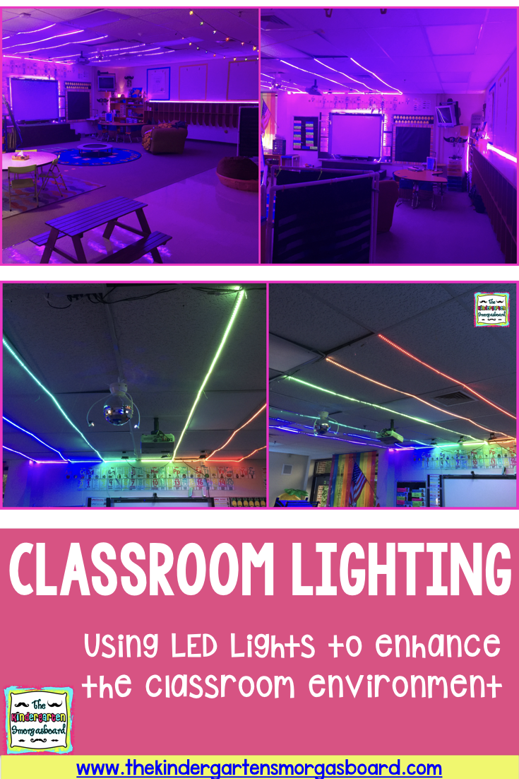 Classroom Lighting Kindergarten Smorgasboard Classroom Classroom Environment