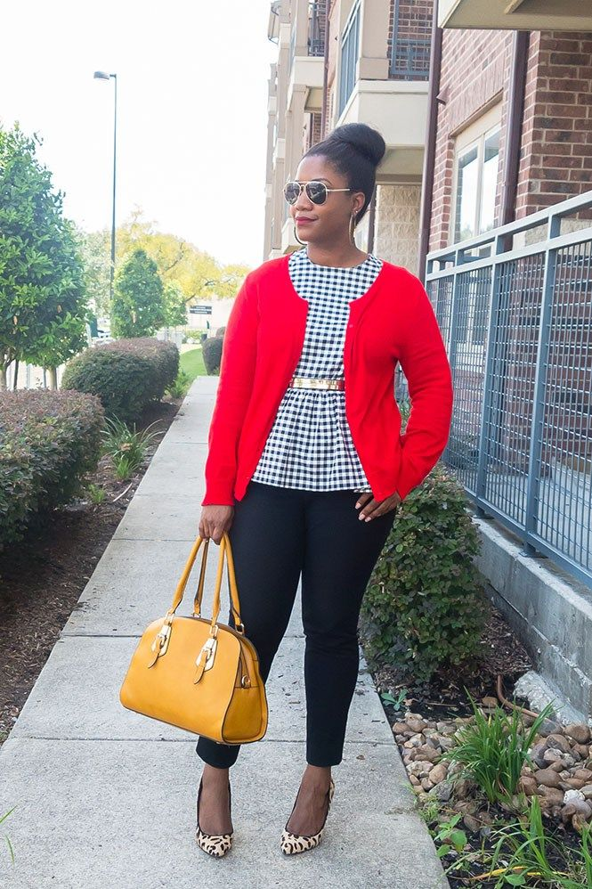 Work Style: Prints + Color - Queen of Sleeves