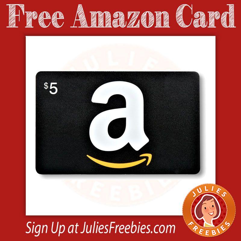 Free Amazon Gift Card Amazon gift card free, Free amazon