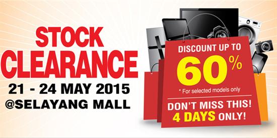 55d96d25e61 21-24 May 2015: Senheng Stock Clearance Sale   Malaysia Sales ...
