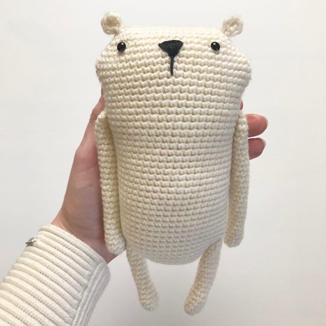 Mr Luiwood Pattern By Luiluh Handmade Valentinahaekelt