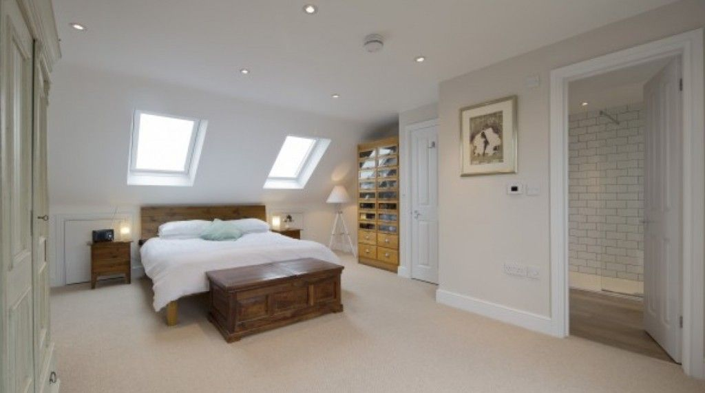 Loft conversion bedroom sheffield loft conversion