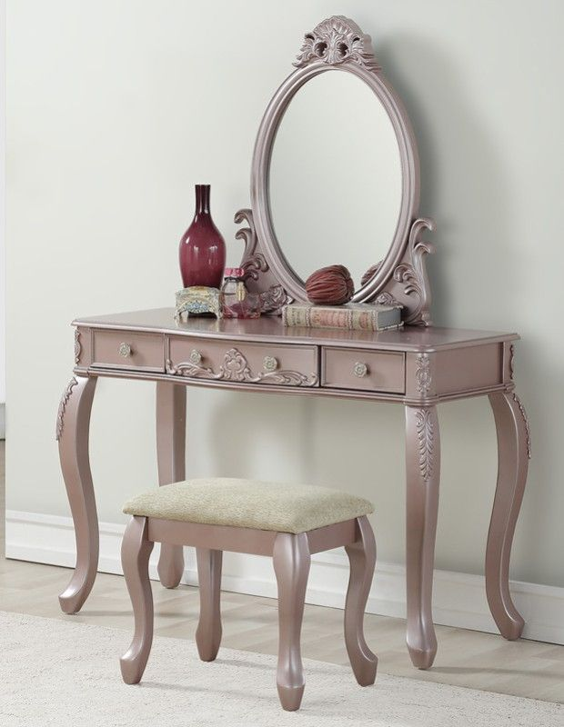 12 antique makeup Vanity ideas
