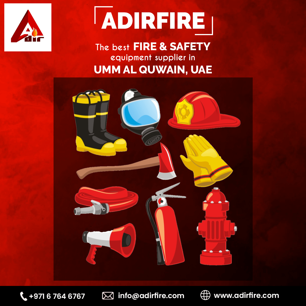 We are here to help you with all your fire & safety