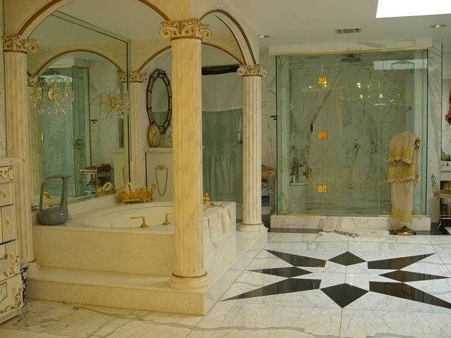 Million Dollar Bathrooms  Ntary On The New Bravo Series Glamorous Million Dollar Bathroom Designs Decorating Inspiration