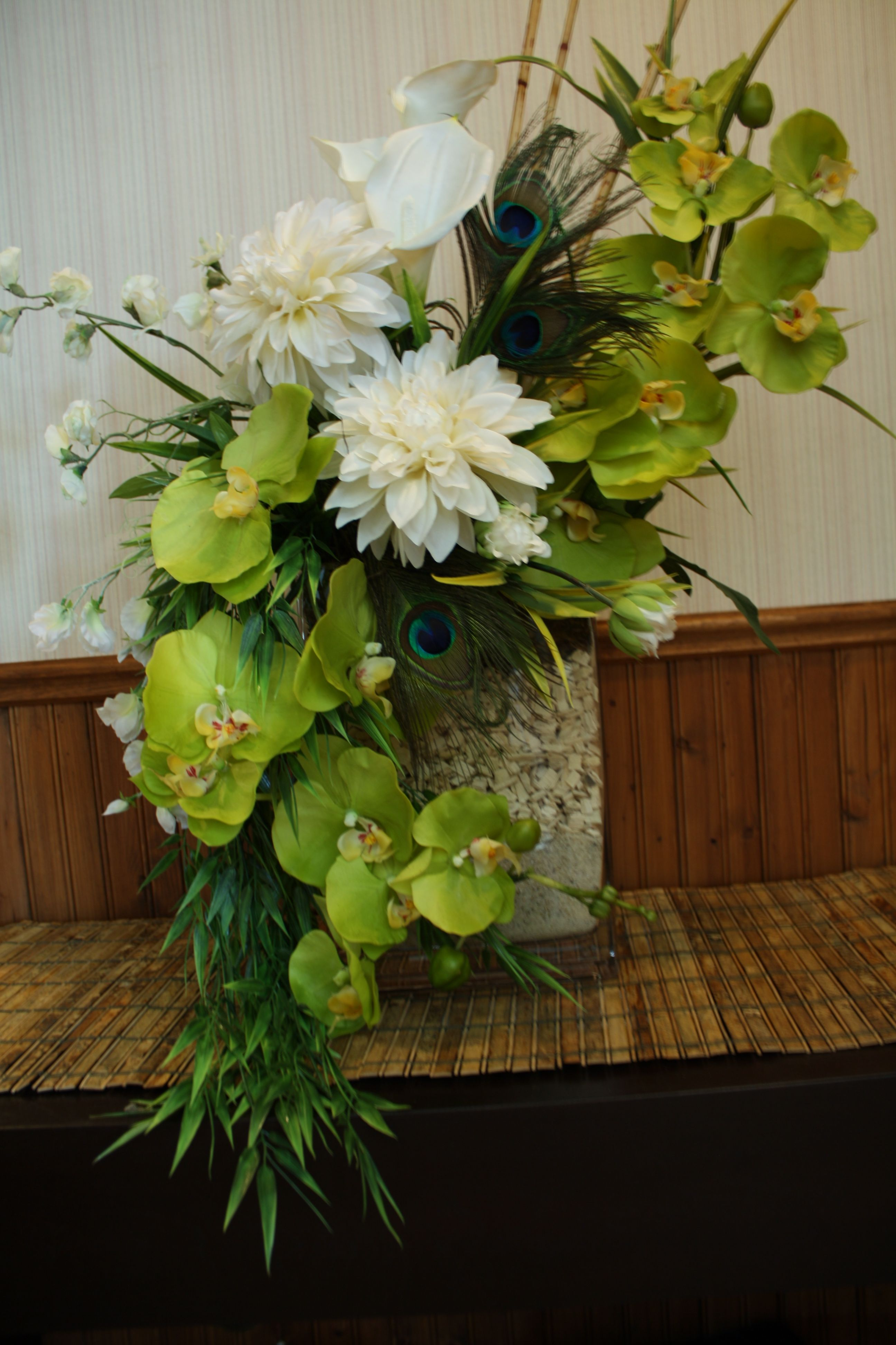 Silk Floral Design A Minimalist Design With A Spring Inspiration