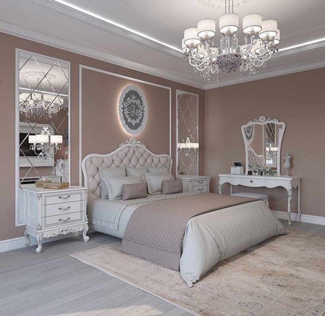 Sonho Meu Quartos Luxuosos Ideias De Decoracao De Quartos Decoracao Da Sala Simple classic bedroom design