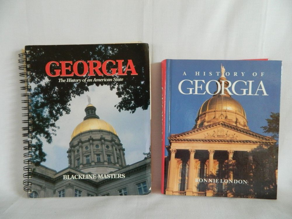 Georgia State History Test W Answer Key Clairmont Press