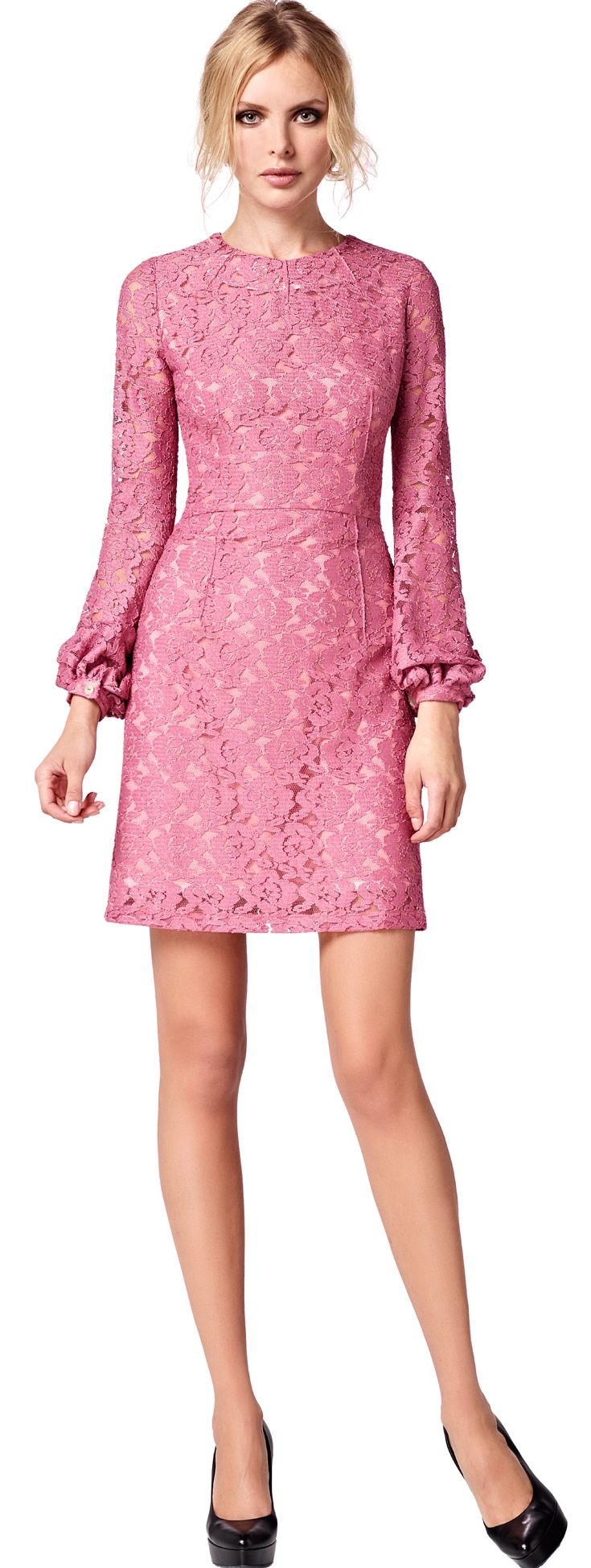 maya - rose lacela dress