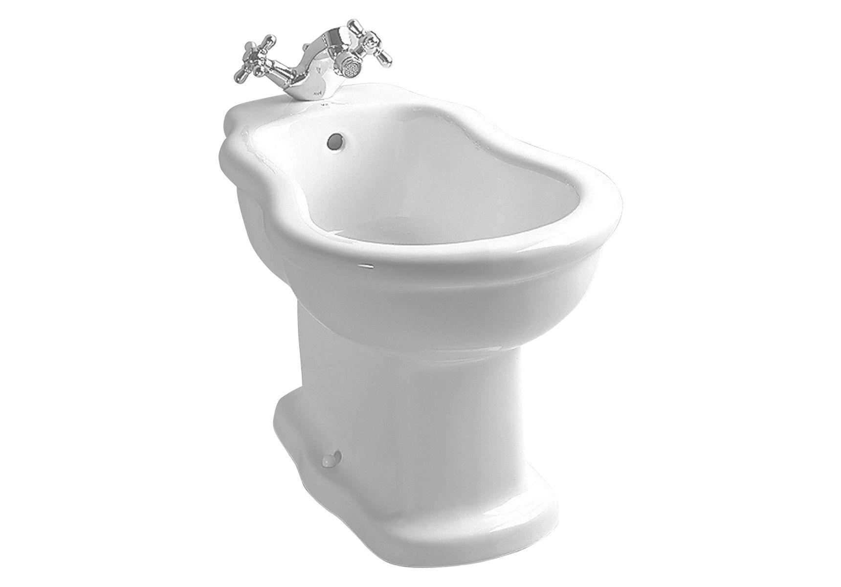 Vitra Ceramiche Bagno.Vitra Aria Bidet Monoforo Pavimento Arredamento D Interni