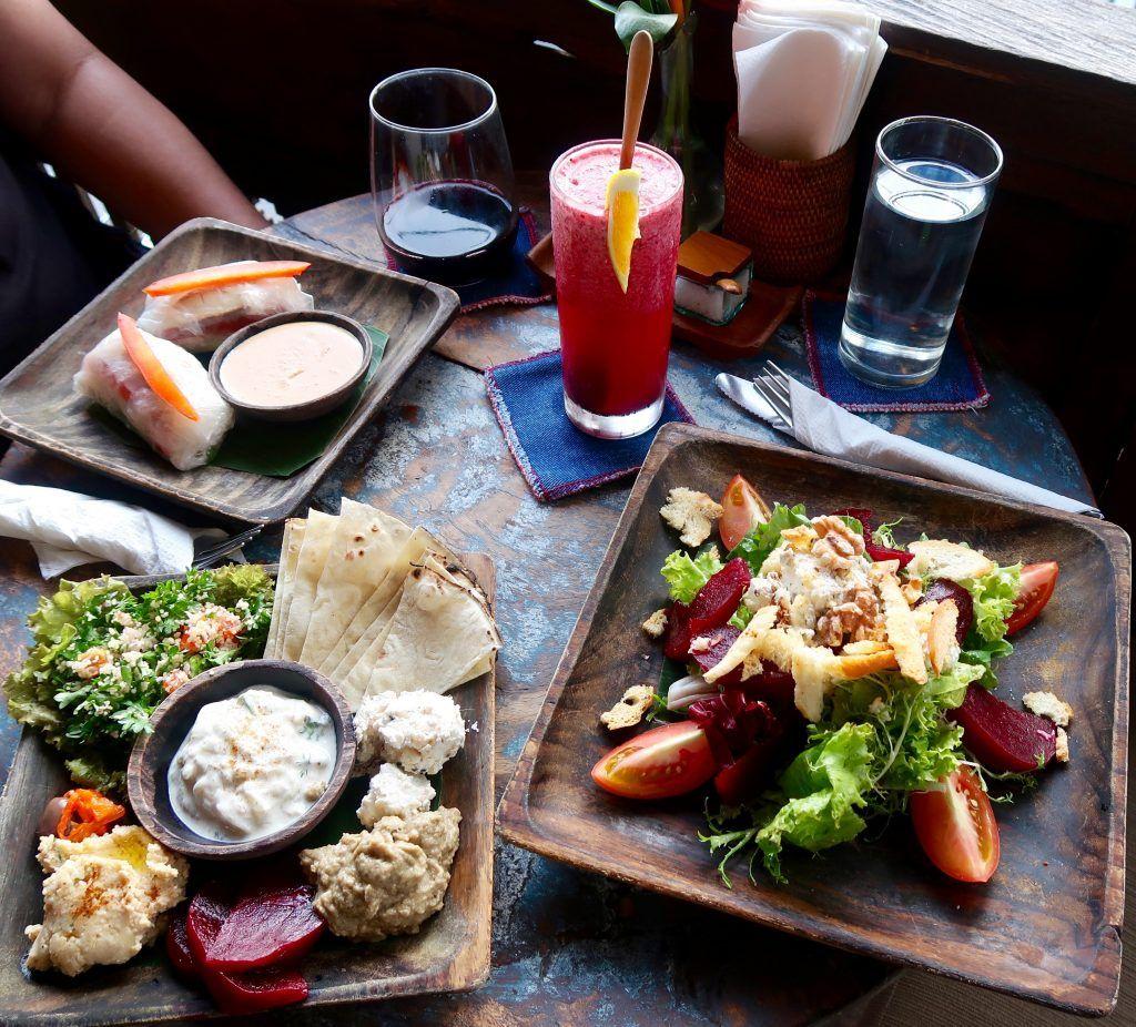 Best Healthy Restaurants in Ubud 5 Amazing Vegetarian